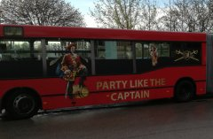 Partybus Club and Line